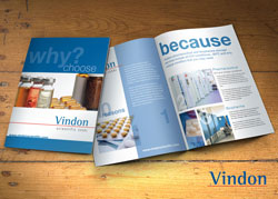 Vindon Scientific brochure